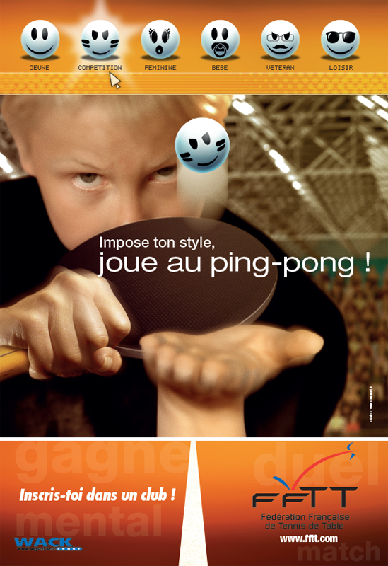 pingpong style